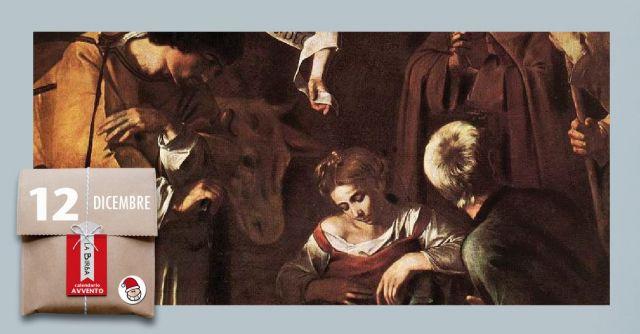 La Natività perduta di Caravaggio torna a splendere
