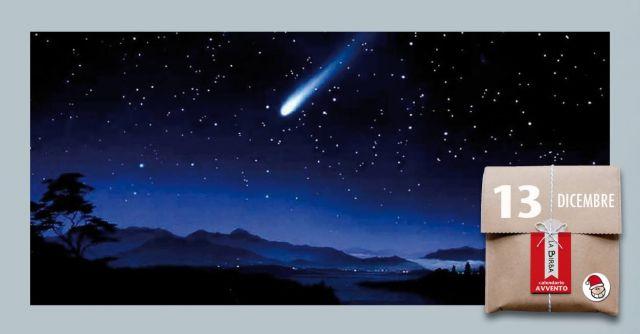Stelle cadenti e Comete, a Natale si accende il cielo!
