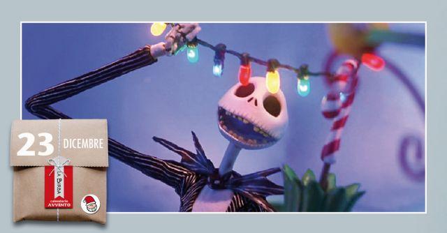 Jack Skeletron spiega il Natale