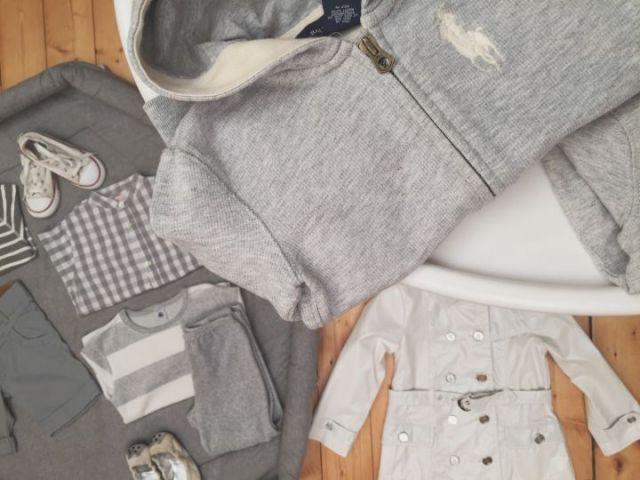 Come vestire i propri figli senza spendere?