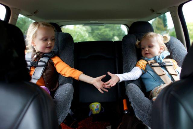 Trasporto dei bambini in auto: cosa cambia nel 2017?