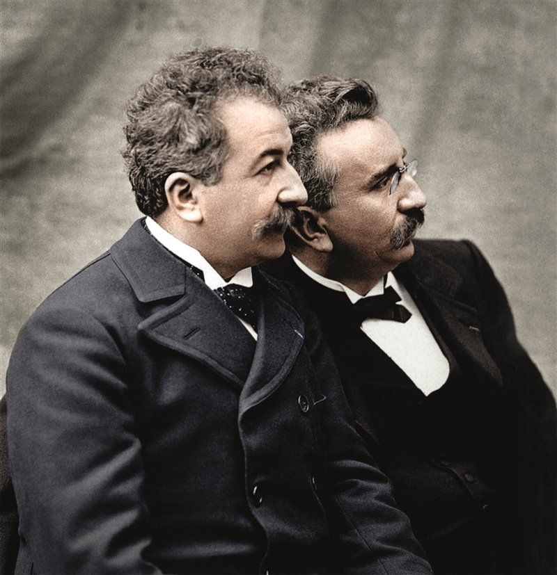 Il 19 ottobre 1862 nasce Auguste Lumière